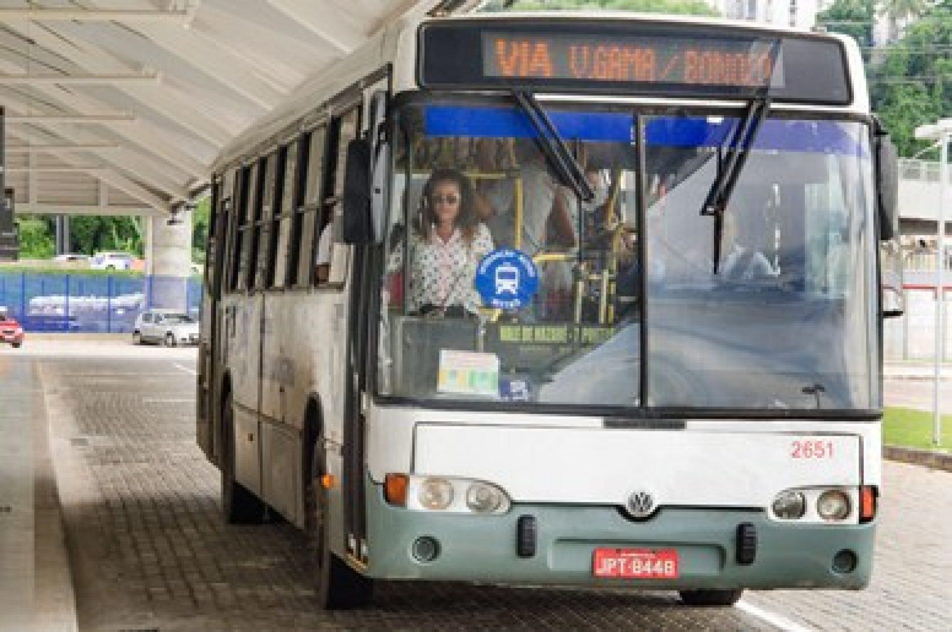 Bahia: Governo vai licitar concessão de linhas de ônibus metropolitanos