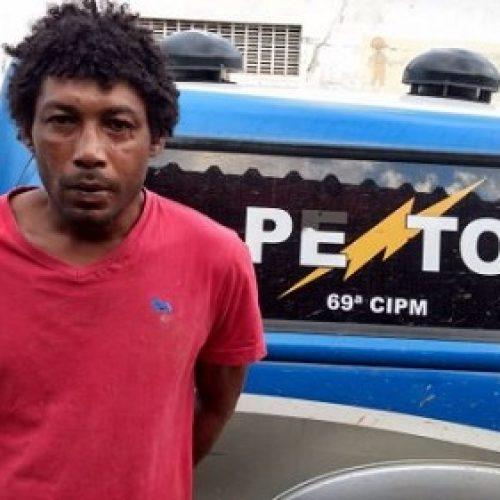 Ilhéus: Acusado de matar a esposa é preso em flagrante