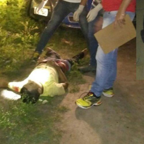 Adolescente é morto com tiro no coração próximo ao cemitério de Teixeira de Freitas
