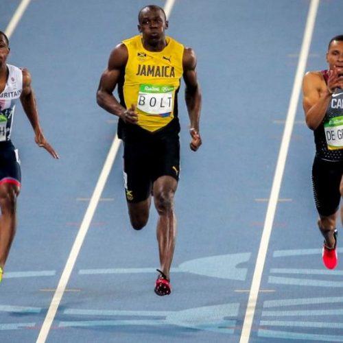 Bolt é batido por Gatlin e se despede dos 100m com o bronze no Mundial