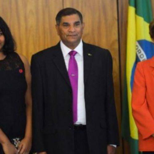Brasil abrigou embaixador acusado de crime de guerra