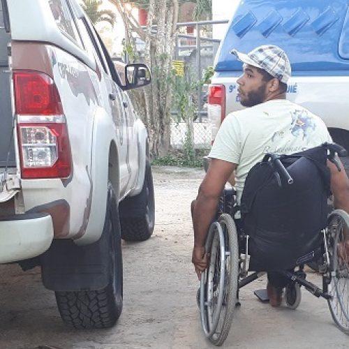 Ipiaú: Cadeirante reincidente por tráfico é preso pela Cipe com meio kg de maconha