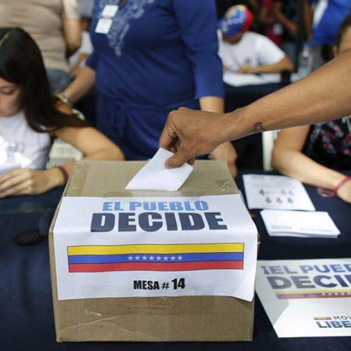 Comissão da Verdade da Venezuela decidirá quem poderá se candidatar
