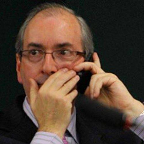 'Aqui se atrasa, mas não falha', diz Cunha sobre propina