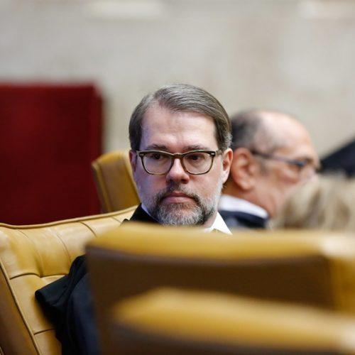 Dias Toffoli assume presidência do Supremo interinamente