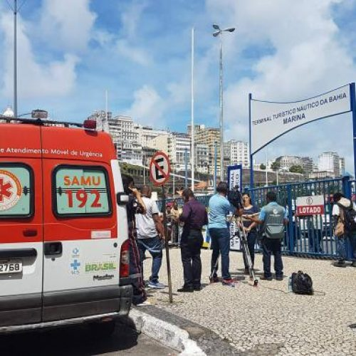 Mar Grande: Defensorias públicas atendem familiares das vítimas de acidente de lancha