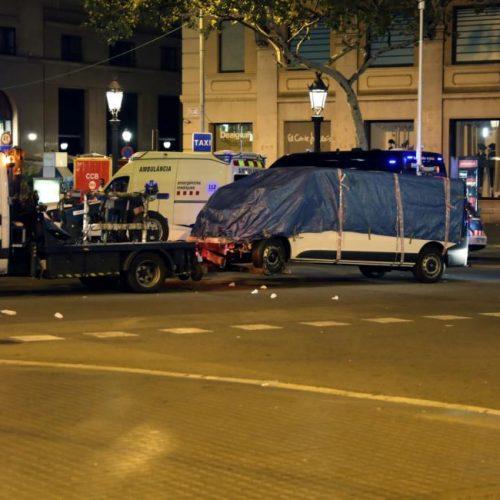 Espanha foi alertada pelos EUA sobre risco de ataque em Barcelona