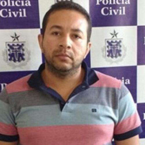 Ex-candidato a vereador é preso em Itamaraju acusado de estelionato