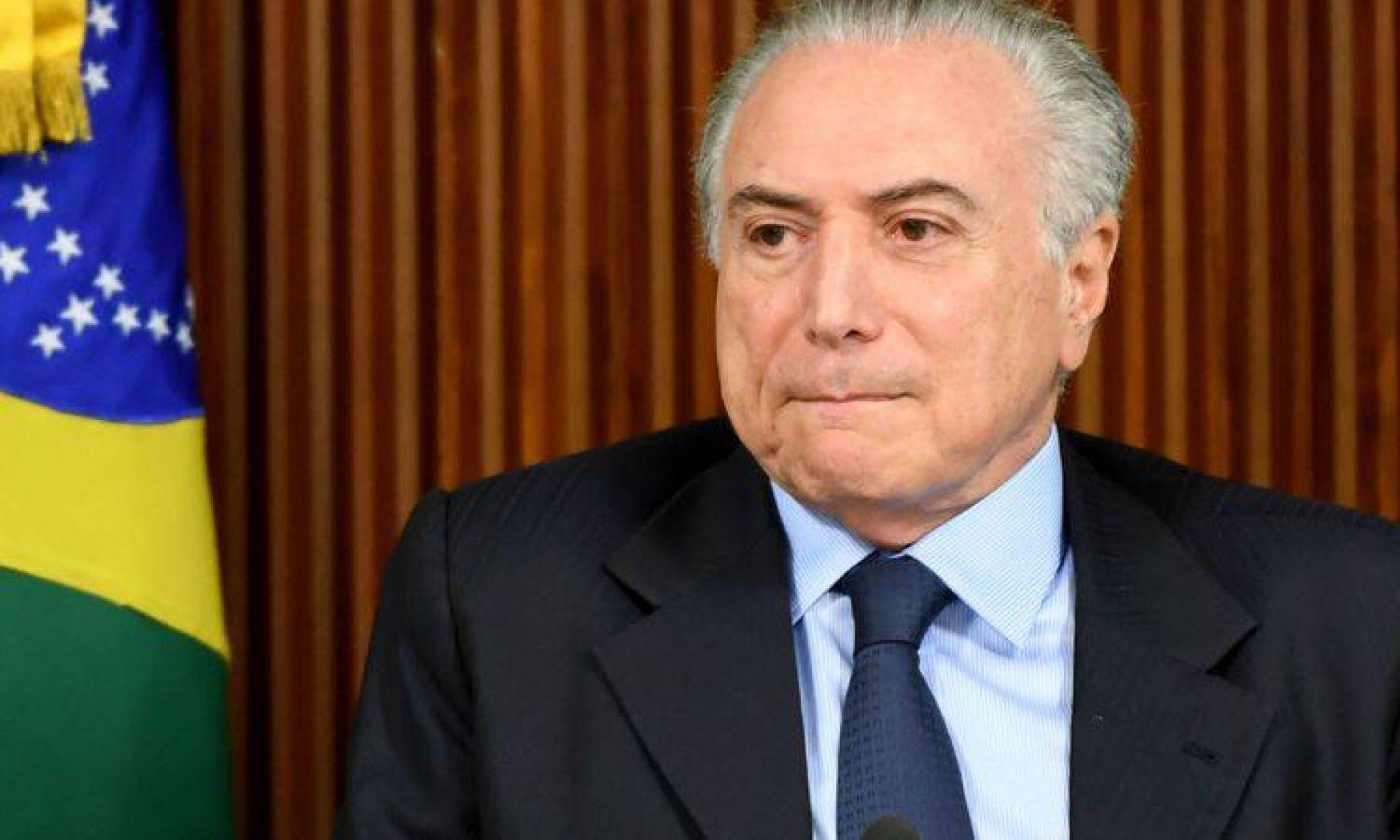 Presidência divulga nota e diz que Temer não interferiu no Decreto dos Portos