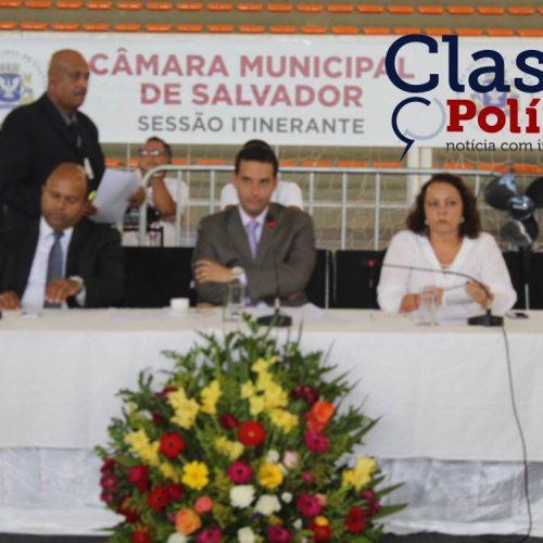 Terceira edição do Projeto Câmara Itinerante é realizado em Cajazeiras; assista