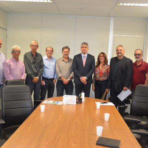 Implantação do grupamento do Corpo de Bombeiros em Jacobina é discutida na SSP