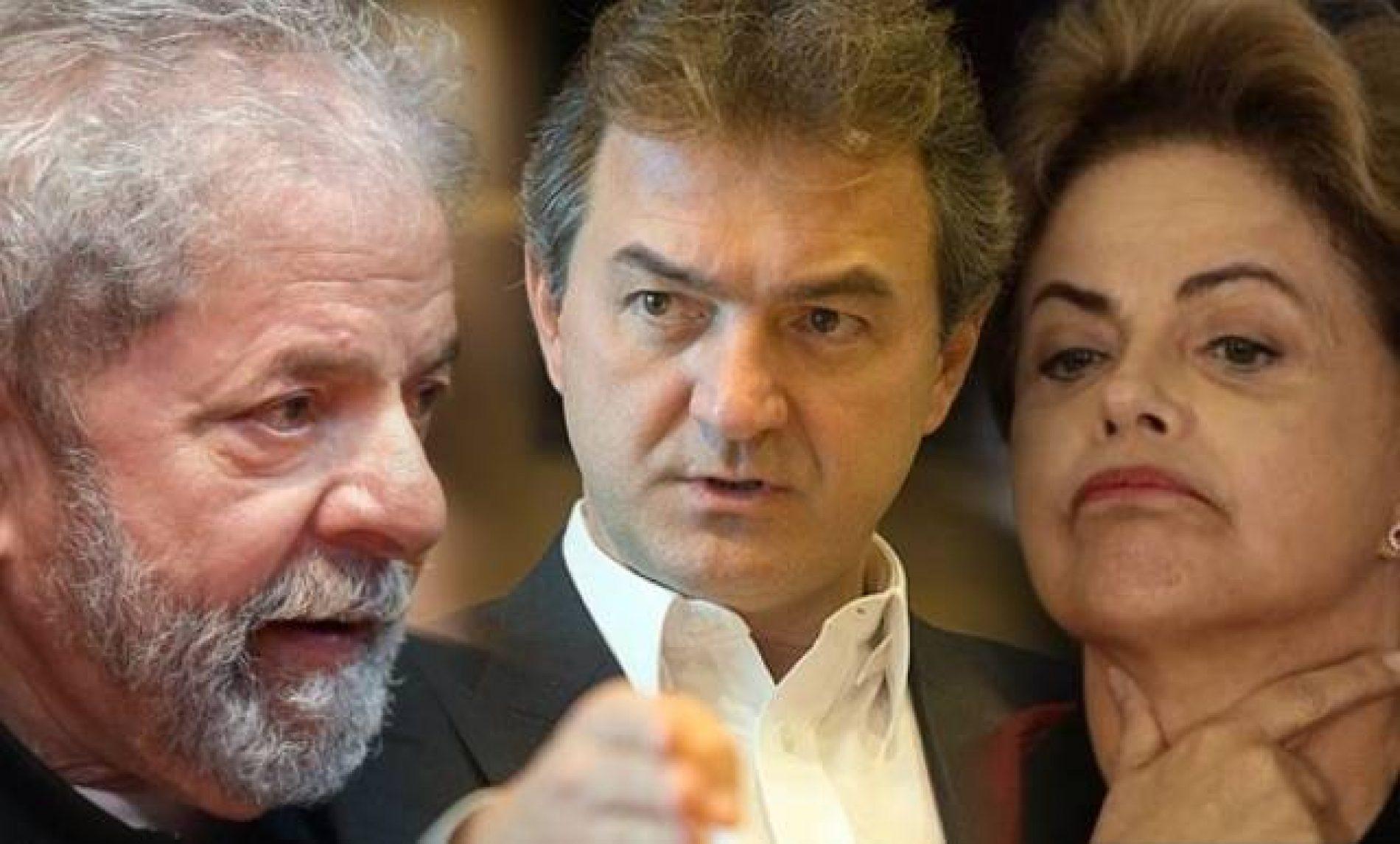 Joesley não apresenta provas que liga Lula e Dilma as contas no exterior