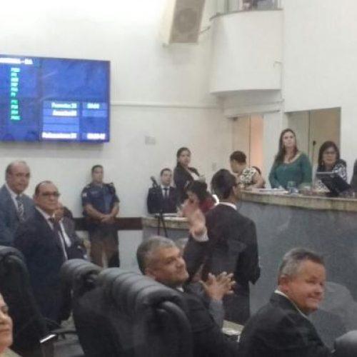 José Carneiro Rocha é eleito presidente da Câmara de Feira de Santana