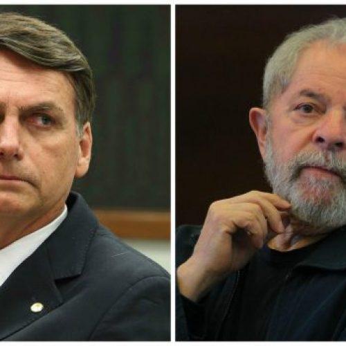 Lula e Bolsonaro disputam eleitores no Nordeste