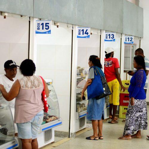 Salvador: Mercado da Liberdade atrai cerca de 200 consumidores após reabertura