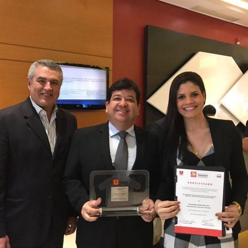 Morar Melhor é premiado no Fórum Nacional de Habitação em São Paulo