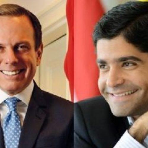 Neto e João Dória assinam protocolo para modernização da gestão nesta segunda (7)