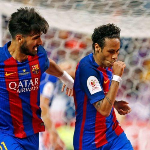 Neymar deixa o Barcelona e vai para o francês PSG