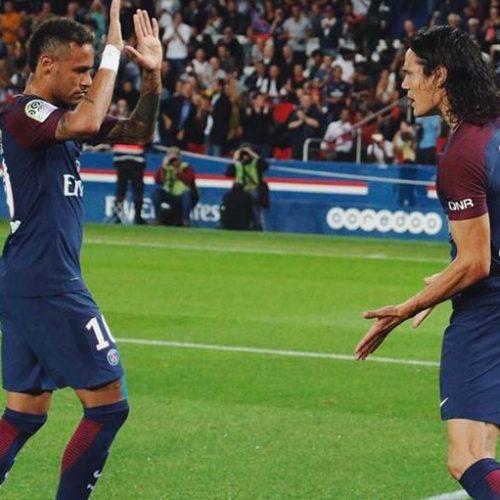 Neymar passa em branco, mas PSG bate Saint-Étienne