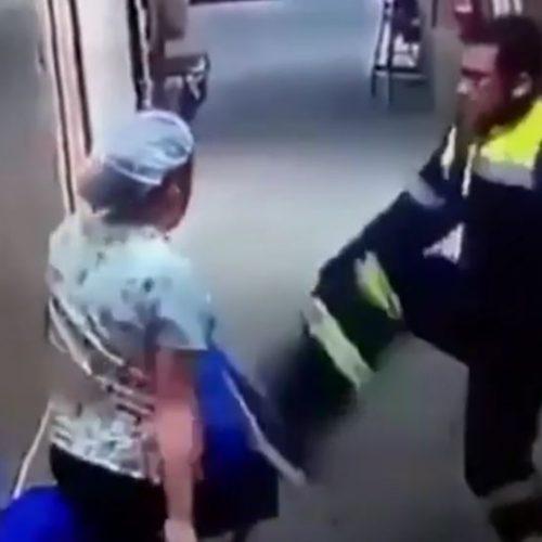 Paramédico chuta a barriga de enfermeira grávida em hospital
