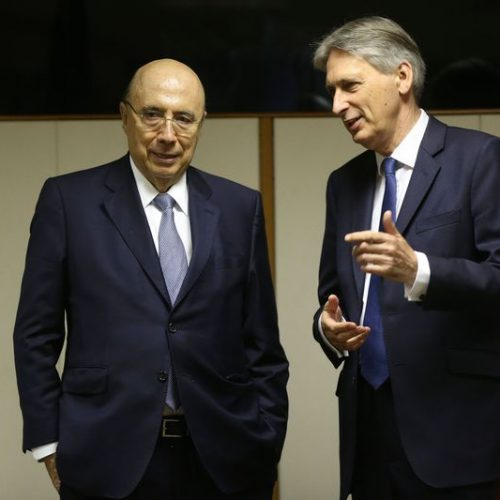 Reino Unido quer reforçar relação comercial com o Brasil, diz ministro