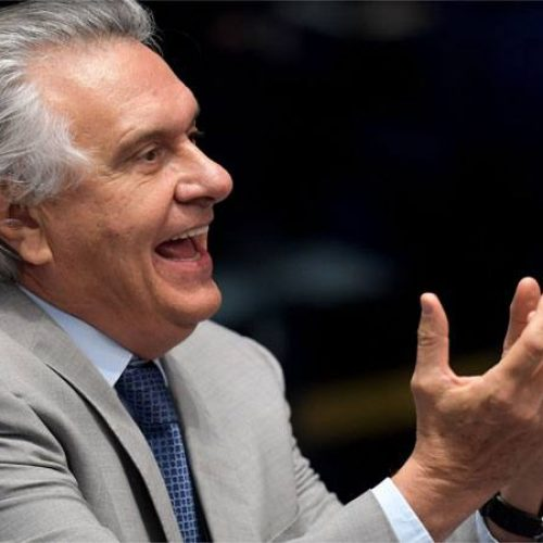 Ronaldo Caiado diz preferir Lula como candidato em 2018