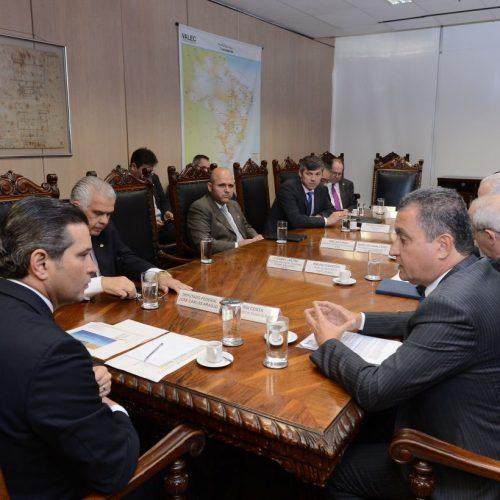 Rui leva ao Ministério dos Transportes entendimento com embaixador da China sobre Fiol e Ponte Salvador-Itaparica