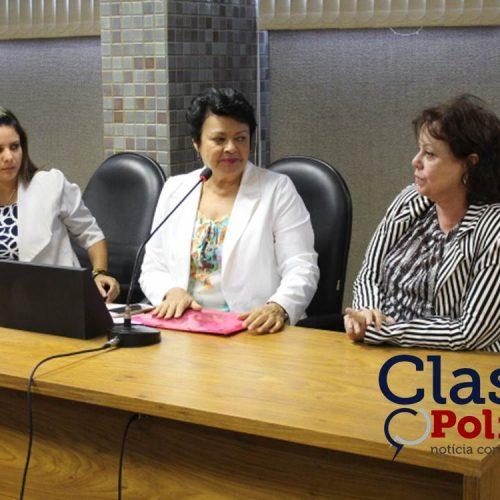 Na Comissão dos Direitos da Mulher, SPM expõe políticas públicas do governo Rui; assista