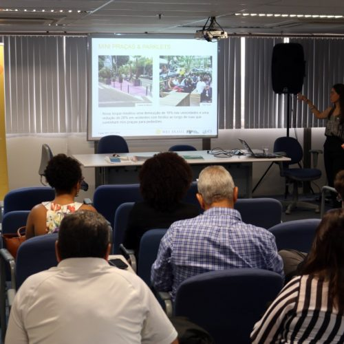 Salvador recebe oficina do Projeto Ruas Completas promovida pela WRI e FNP