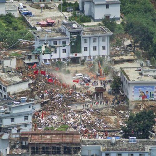 Sobe para 13 o número de mortos em forte terremoto no centro da China