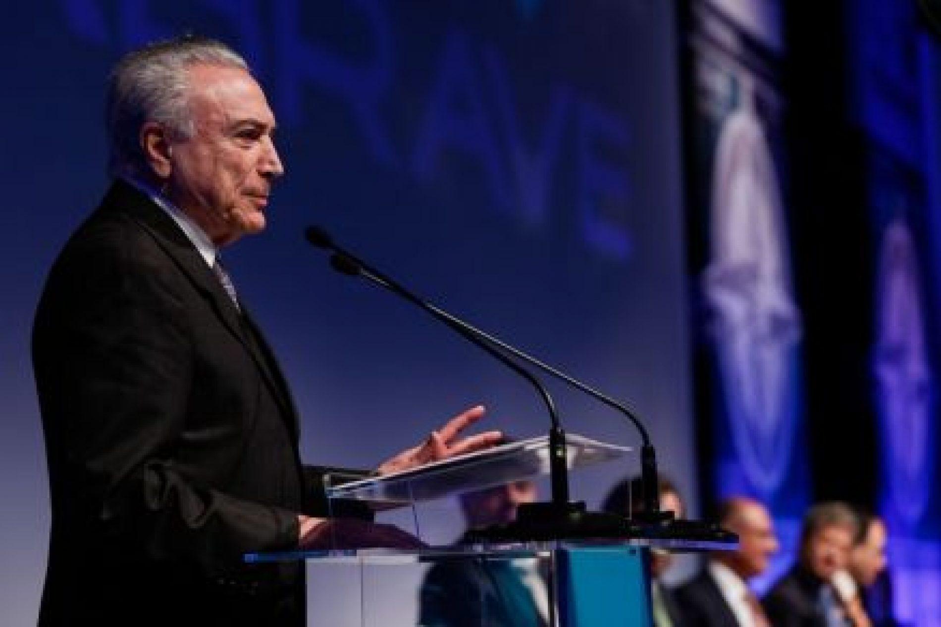 Temer anuncia que R$ 7 bi de lucro do FGTS serão divididos entre trabalhadores