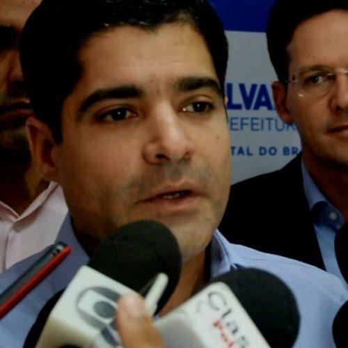 """""""A mais dura providência será tomada ano que vem"""", diz ACM Neto, sobre processar manifestantes; assista"""