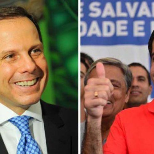 ACM Neto é cotado para ser vice de Doria numa possível candidatura à Presidência da República