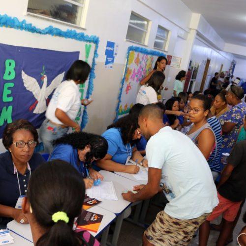 Salvador: Gabinete da Prefeitura em Ação atende 3 mil cidadãos em Alto de Coutos