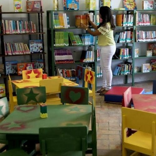 Espaço de leitura no Pelourinho vai atender 400 jovens e crianças