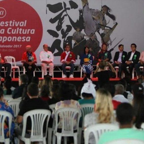Salvador recebe XI Festival de cultura japonesa até domingo
