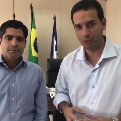 Leo Prates entra na Justiça contra ato do governador Rui Costa