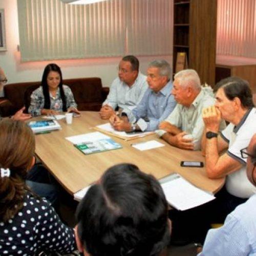 Lauro de Freitas: Moema anuncia intervenções nos rios Joanes e Ipitanga