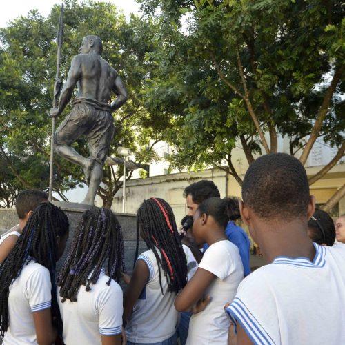 Monumentos baianos são identificados com QR Code