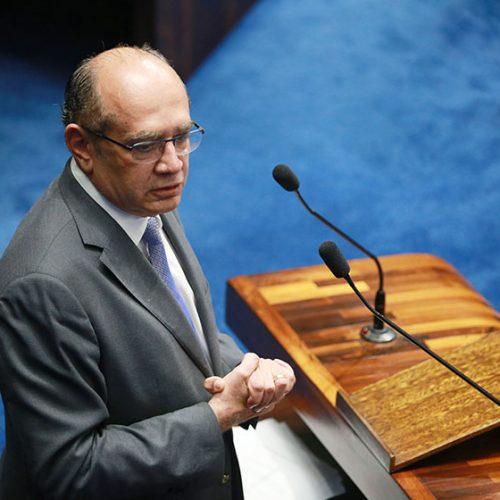 """Gilmar defende redução de candidatos e sugere """"semipresidencialismo"""""""