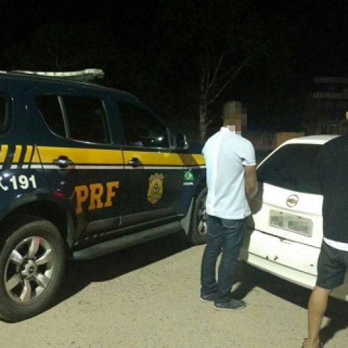 Vereador de Buerarema é preso em Itabuna com carro roubado