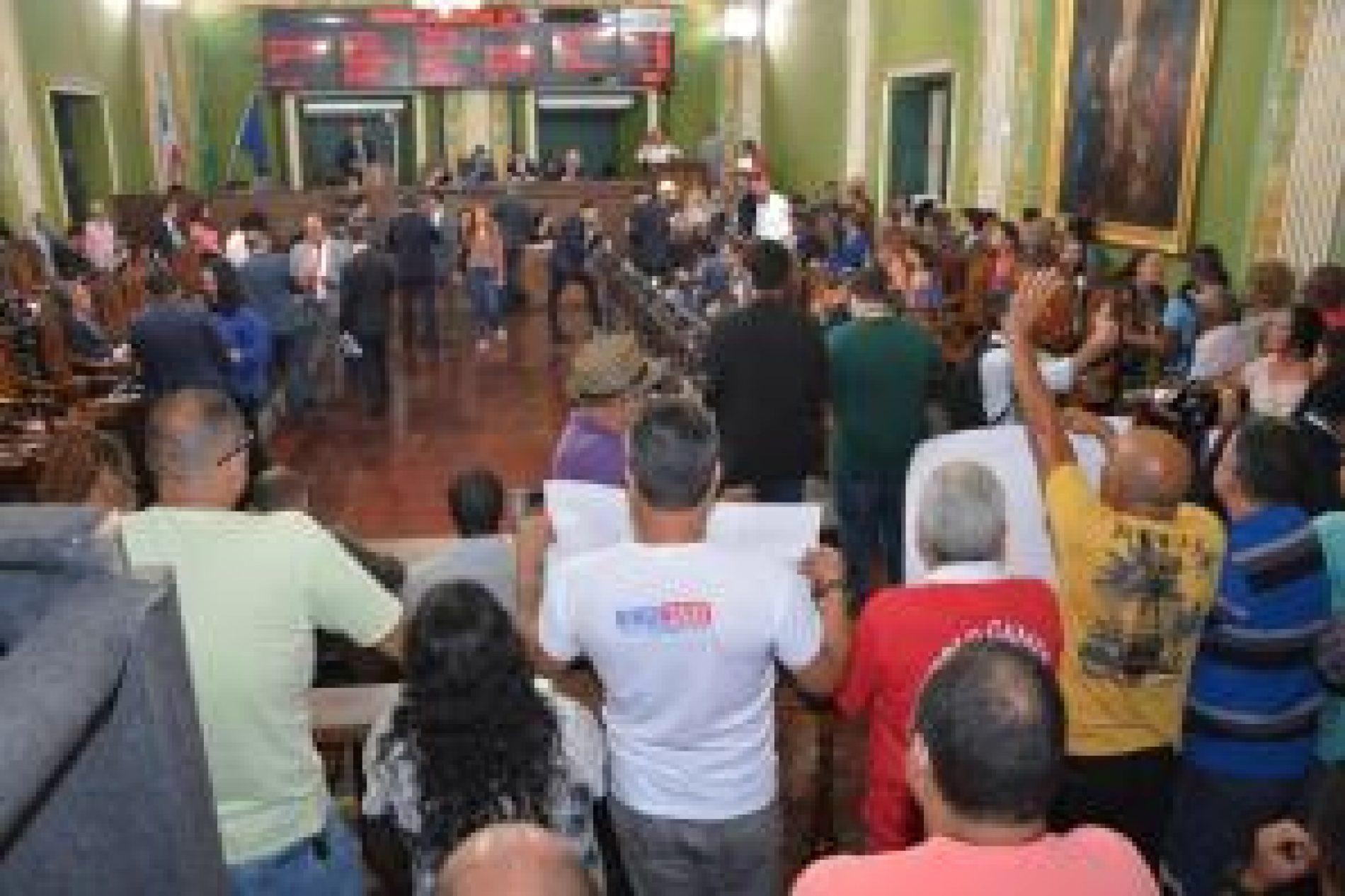 Câmara aprova mudanças no Código Tributário de Salvador