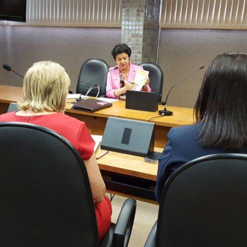 ALBA: Deputadas prometem 'ocupação' para cobrar aprovação de Projetos de Lei