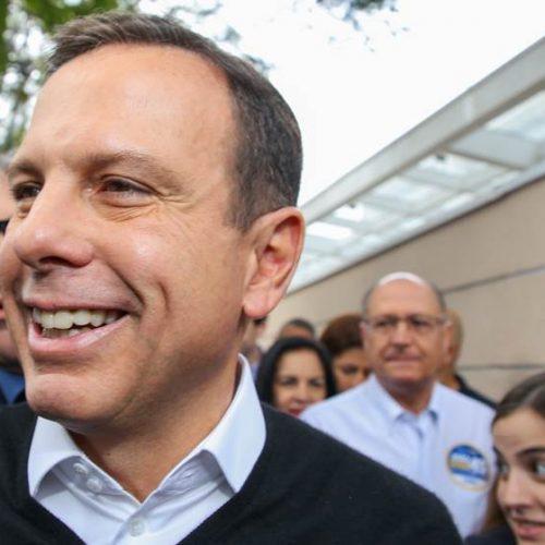 Doria admite saída do PSDB e descarta disputa prévia com Alckmin