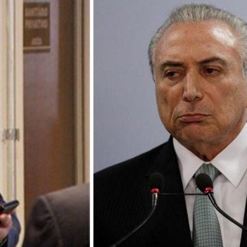 Eduardo Carnelós assume defesa de Temer