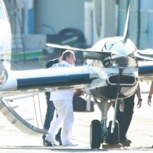 Ex-ministro Geddel chega a Brasília e deve ir para a Papuda