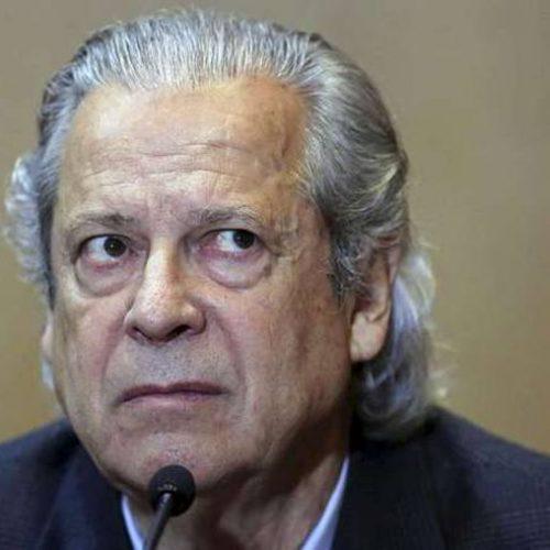 Justiça aumenta pena de Dirceu e absolve Vaccari em apelação da Lava-Jato