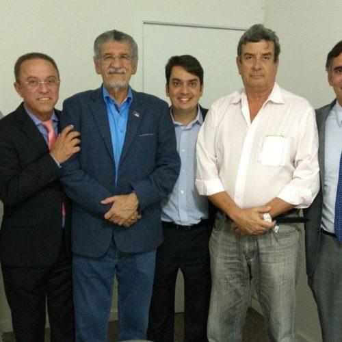 Lideranças do PMDB baiano querem traçar novos caminhos com Pedro Tavares no comando