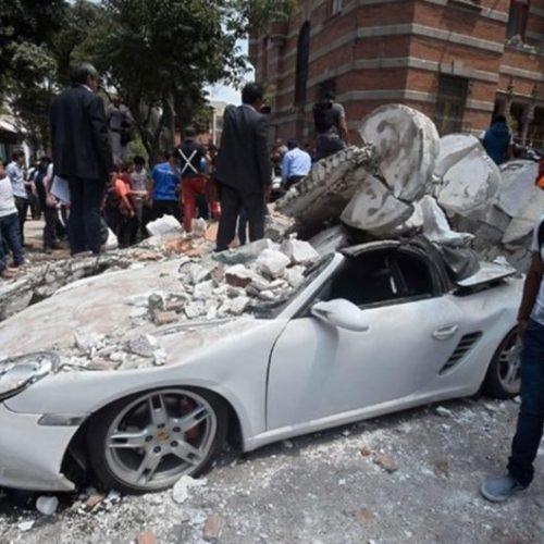 Sobe para 224 o número de mortos em terremoto no México