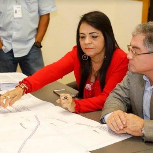Lauro de Freitas: Contrato para pavimentação asfáltica da Estrada de Quingoma é assinado